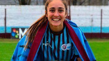 amenazaron de muerte a macarena sanchez, la futbolista que reclama por los derechos de las jugadoras
