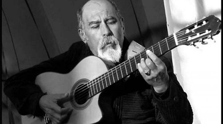 Falleció el guitarrista Juanjo Domínguez