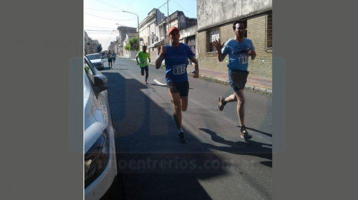 Maratón dos buenas causas
