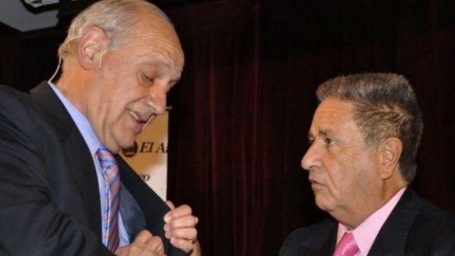 Eduardo Duhalde dijo que recibió un mensaje de Cristina Kirchner por Roberto Lavagna