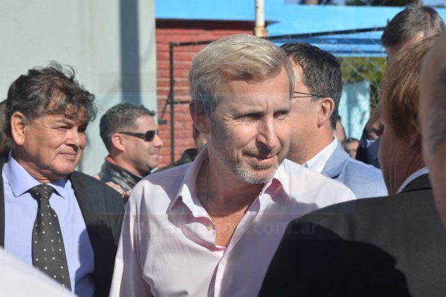 Frigerio llega a Paraná a monitorear el cierre del frente electoral
