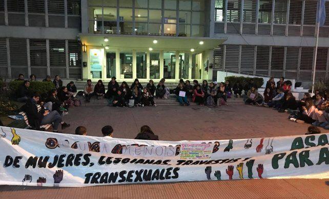 Pañuelazo en Paraná por la interrupción voluntaria del embarazo