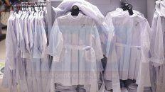 planes en tres y seis cuotas impulsan la venta de guardapolvos y articulos escolares