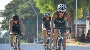 Los resultados del triatlón de Villa Urquiza