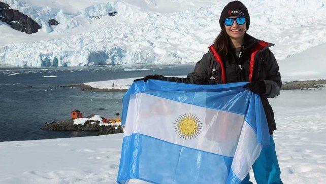 Emilse Palacios: El cambio climático es un peligro, pero también una gran oportunidad