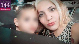 Mató a una mujer a puñaladas frente a su hijo de cuatro años