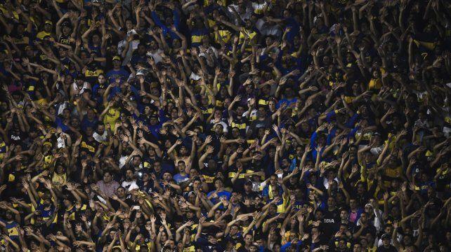 Boca, el único grande que no llevó visitantes en la Superliga