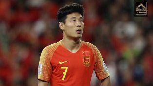 Wu Lei, el Maradona chino que llegó a España