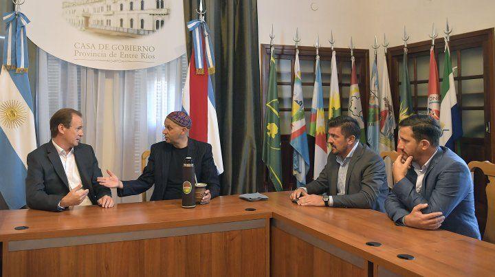 Financiarán y desarrollarán proyectos ambientales en la provincia