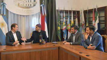 financiaran y desarrollaran proyectos ambientales en la provincia