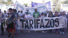 con una marcha de antorchas y un acto, la multisectorial protestara hoy contra los tarifazos y el ajuste