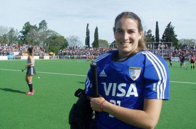 Florencia Mutio vuelve a Las Leonas