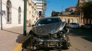 Juzgan al conductor de la tragedia vial en la que murió Emiliano Chaix