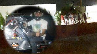 Otro motociclista muerto en la ruta 18