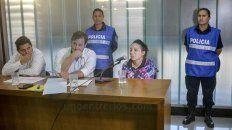 seguira detenida en la carcel de parana la madrastra de nahiara cristo