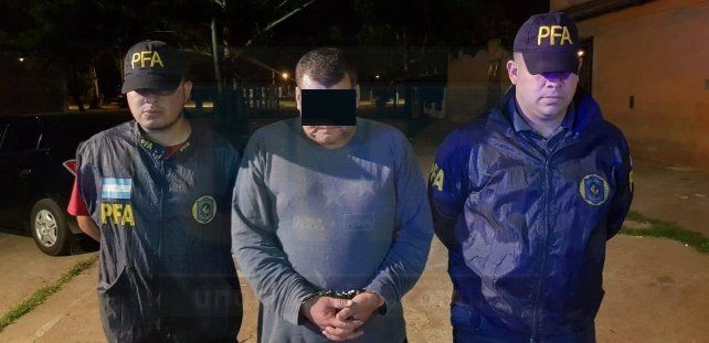 Integrante de la guardia urbana de Concordia con 400 dosis de cocaína