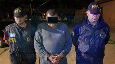 integrante de la guardia urbana de concordia con 400 dosis de cocaina