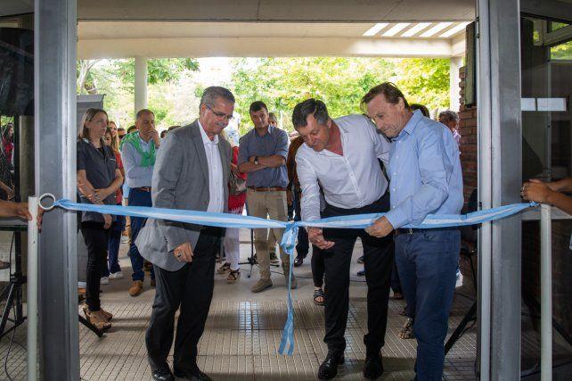 Fue inaugurado el Centro de Día y Deterioro Cognitivo Dr. Luis Federico Leloir