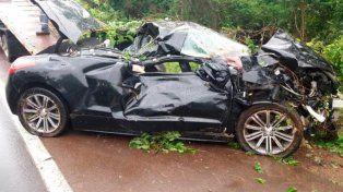 Dos entrerrianas murieron tras un accidente en ruta del sur de Brasil