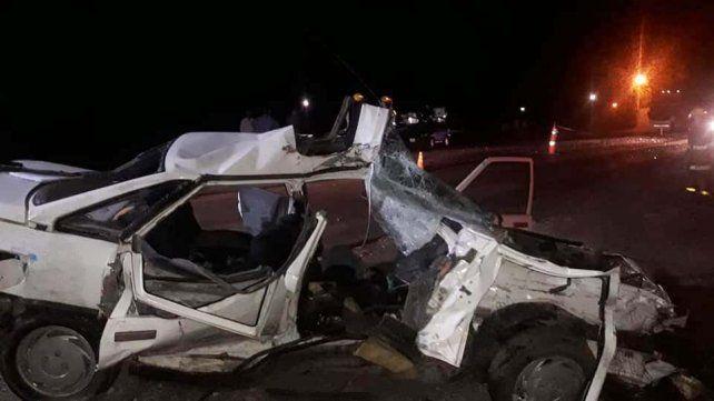 En otro accidente fatal murieron un hombre y una mujer embarazada