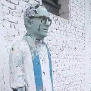 La estatua del padre Bottegal por fin volverá a tener su lugar en San Benito