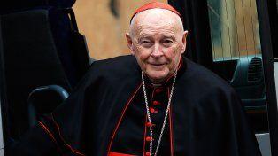 El Papa expulsó a un excardenal estadounidense acusado de abusos sexuales