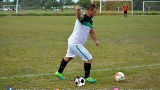 En grave accidente en la zona de La Picada, resultó herido un futbolista paranaense