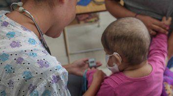 el cancer infantil, detectado a tiempo, es una enfermedad potencialmente curable