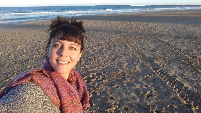La Selfie: Natalia Grinóvero