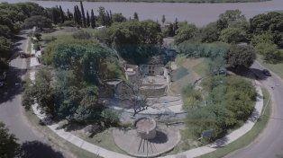 Avanza la restauración del anfiteatro Héctor Santángelo con un plan de obras por 10 millones de pesos