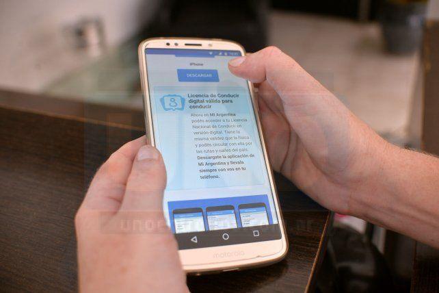 Aún con limitaciones en la aplicación, Entre Ríos se adapta al carné de conducir digital