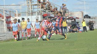 Fue derrota para los de Paraná.