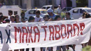 Pidieron Justicia por Maka Taborda