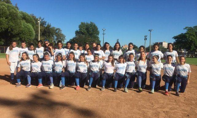 Largo camino. Las chicas se preparan para un Sudamericano de la categoría que será en Lima
