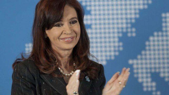 Los saludos por el cumpleaños de Cristina Kirchner invadieron las redes
