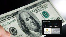 el dolar alcanzo su valor mas alto en mas de cuatro meses