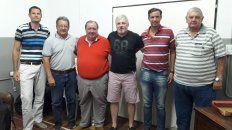 Los dirigentes de ambas Asociaciones se reunieron el martes por la noche en Paraná.