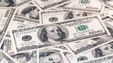 el dolar se dispara y alcanza el record de $ 44,69