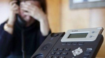 advierten sobre nuevos intentos de estafas telefonicas a usuarios paranaenses