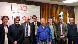 CGT se reúne con el FMI, con la reforma laboral y la pérdida de poder adquisitivo en agenda