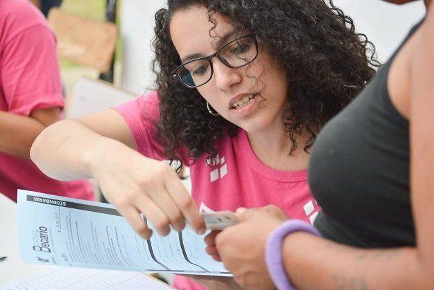 Becas escolares: Hasta este viernes el Instituto Becario distribuye solicitudes en Paraná