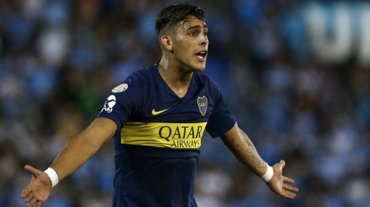 Pavón sufrió la lesión en el partido ante Atlético Tucumán.