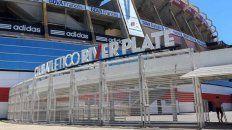 allanamiento en el estadio monumental por la causa de la reventa de entradas