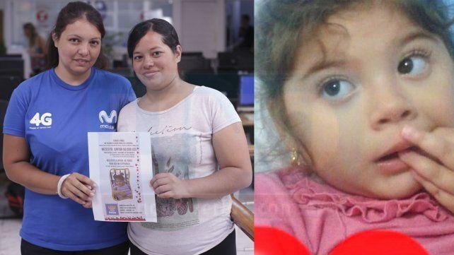 Mariam tiene que realizarse un tratamiento en China y piden la solidaridad de la comunidad