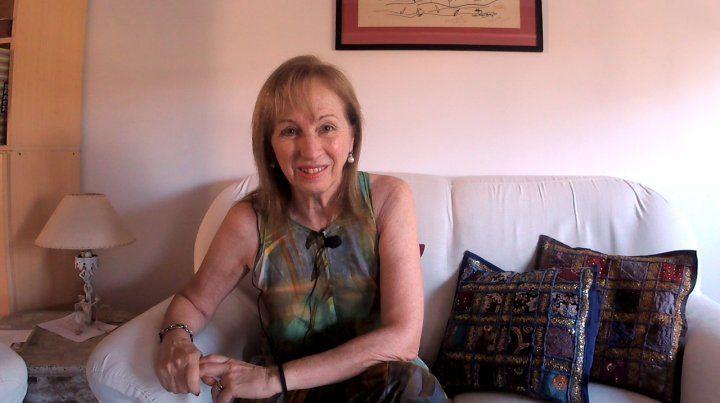 Malena Sarrot y el oficio de contar historias