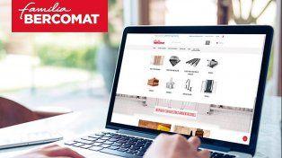 Familia Bercomat revoluciona el sector de la construcción con un sistema omnicanal
