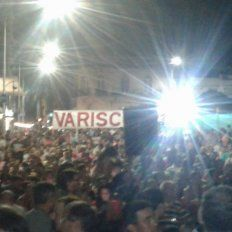 Masiva asamblea en la sede radical en apoyo a la candidatura de Varisco