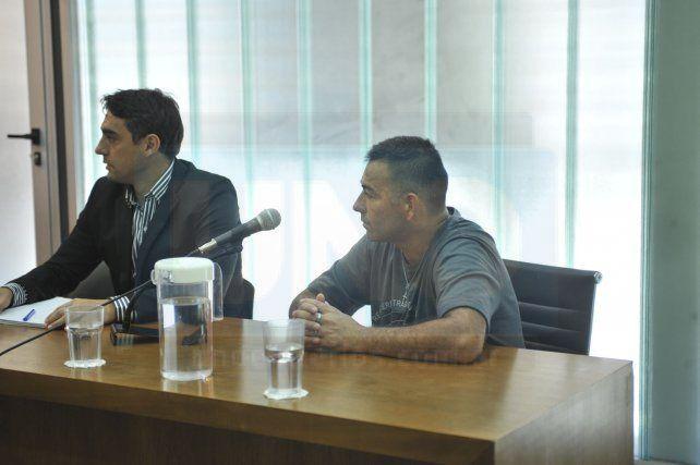 Negociación. La Fiscalía y la defensa acordaron la pena que el autor del disparo aceptó cumplir en la cárcel.