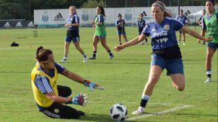 Con dos entrerrianas, la Selección femenina ya está lista para la Copa de las Naciones