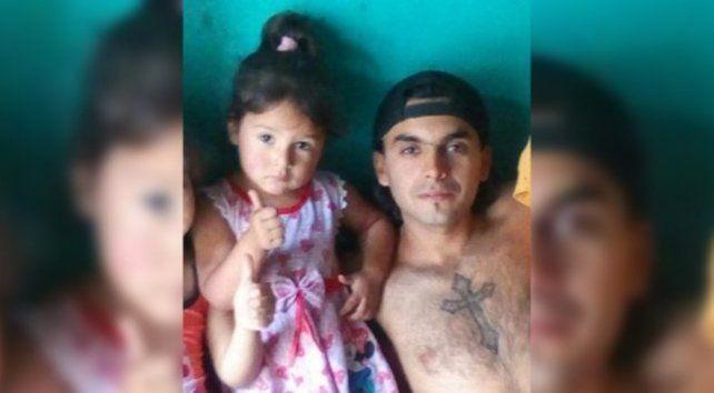 Miguel Cristo maltrató a su hija hasta que la mató.
